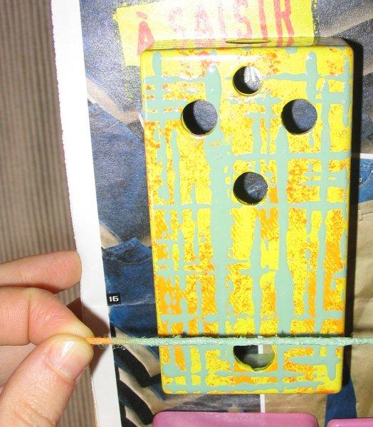 Peindre des boitiers d 39 effets akewea - Machine a laver a pedale ...