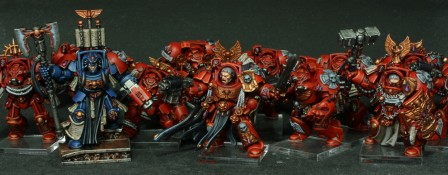 Les Space Marines
